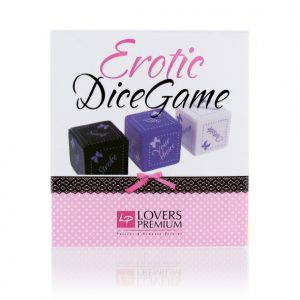 Lovers Premium Dice Game (Erotic)