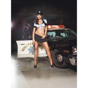 Baci Highway Patrol Set (One Size)