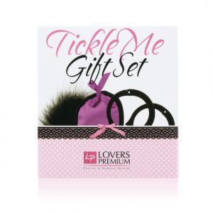 Lovers Premium Tickle Me Gift Set