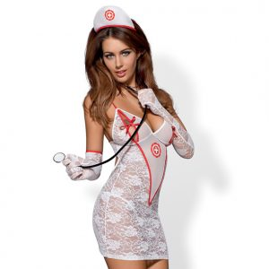 Obsessive Medica Dress Costume (S/M)