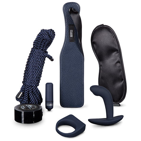 Fifty Shades Of Grey Darker Desire Advanced Couple Kit
