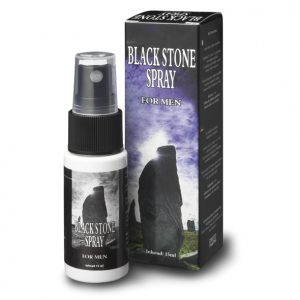 Black Stone Delay Spray (15ml)