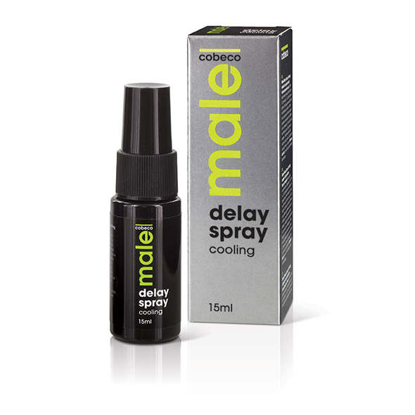 Male Delay Spray Cooling (15ml)