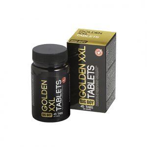 Big Boy Golden XXL Stimulating Tabs (45 Tabs)