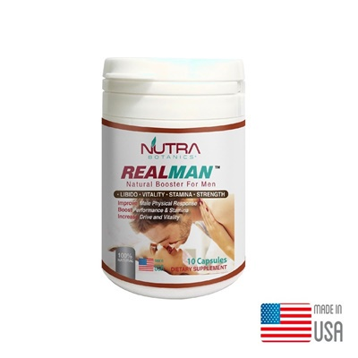 Nutra Botanics™ REALMAN™ (10's Capsules)