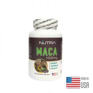 Nutra Botanics™ Maca 1000mg (60's Capsules)