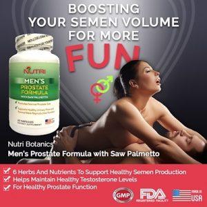 Nutra Botanics™ Prostate Formula (60's Capsules)