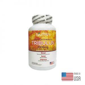 Nutra Botanics™ Tribulus 1000mg (60's Capsules)