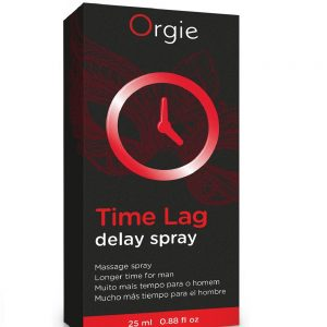 Orgie Time Lag Delay Spray (25ml)