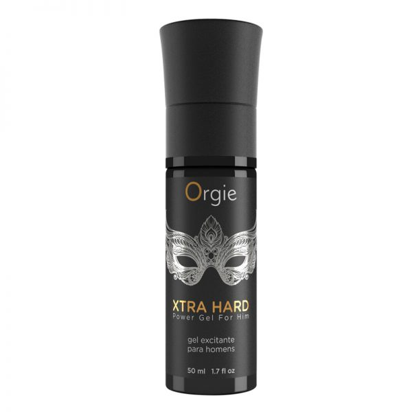 Orgie Xtra Hard Power Gel For Him (50ml)